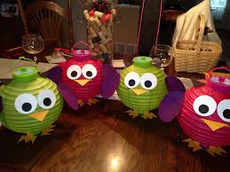Owl Decorations For Home by Best 20 Paper Lantern Owl Ideas On Pinterest Owl Lantern Owl