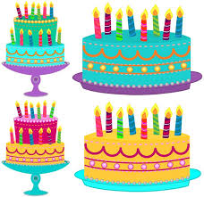 birthday cake clipart no candles clipartxtras