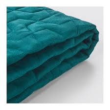 Slipcover For Sleeper Sofa Lycksele Sleeper Sofa Slipcover Vallarum Turquoise Ikea