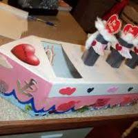 Valentine Decorated Boxes Ideas by Valentines Day Shoe Box Decoration Ideas Thesouvlakihouse Com