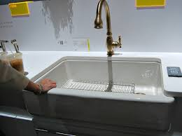 Farmhouse Sink For Bathroom Before You Buy An Apron Front Sink Here Are The Pros U0026 Cons Of