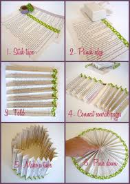 how to make a paper fan washi tape embellished paper medallions diy catch my party