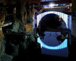 waller creek light show project creek show codaworx