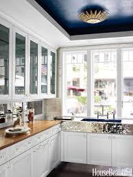 kitchen flush mount light fixture modern cabinet lighting