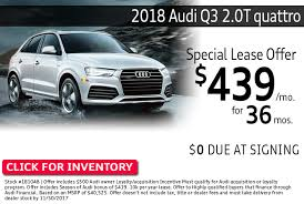audi cpo lease audi specials car deals near westerville oh