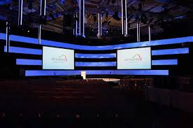 indoor screens u2014 large screen video imaging llc