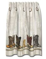 Western Style Shower Curtains Running Shower Curtain Tubs Running And