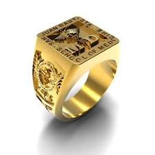 personalized gold rings signet rings custommade