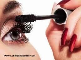 Eyeliner Dan Maskara Wardah wardah kosmetik wardah 087788157036 tip memakai maskara dan