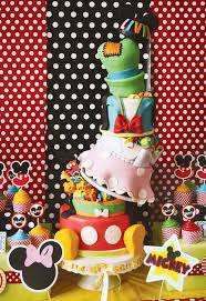 carnival birthday party ideas disney carnival birthday party with mickey friends hostess with