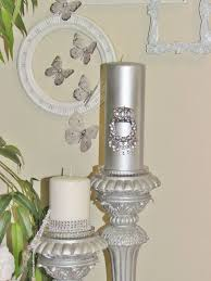 Gallery Home Decor Gallery Wall For Small Wall 5 Of 5 White And Silver Décor Accent