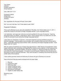 teach english abroad cover letter example