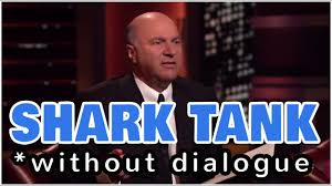 Shark Tank Meme - shark tank without the dialogue is truly unsettling