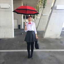 mary poppins halloween costume bisous brittany