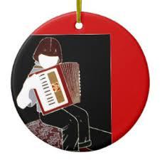 accordion decorations décor zazzle