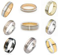 types of wedding ring men wedding rings choosing men s wedding ring fits his