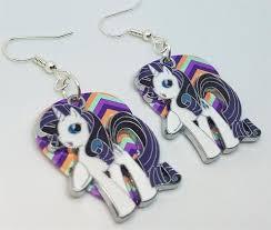 my pony earrings my pony simplyraevyn