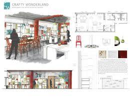 interior design portfolios art galleries in interior designer