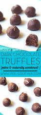 dark chocolate truffles feel great in 8 blog