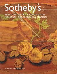 October Decorations Sothebys The Catalog Star Com Online Auction Catalogues