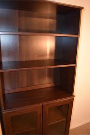 bookshelves with glass doors for sale bookshelves for sale ikea