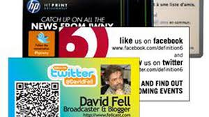 Social Network Business Card 12 Clever Social Media Friendly Business Cards
