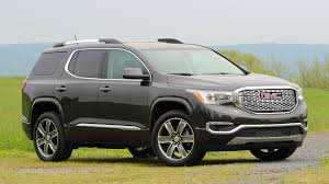 gmc acadia check engine light first drive 2017 gmc acadia