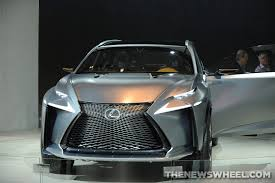 lexus truck nx luxury is coming to the small suv crossover segment with the lexus