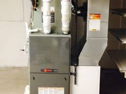 Trane Comfort Solutions Gas Furnaces Mr Furnace