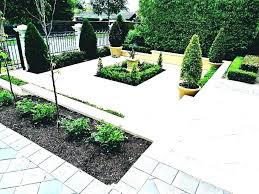 Front Garden Ideas Small Front Garden Ideas On A Budget Add Planters To Your Cheap