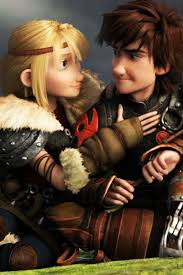 train dragon 2 astrid hiccup iphone background