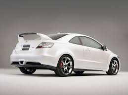 Honda Civic Si Two Door 2006 Honda Civic Si Sport Concept Review Supercars Net