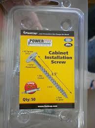 Screws For Hanging Cabinets Kitchen Pinterest Kitchens