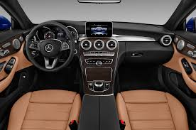 mercedes inside 2017 mercedes c class reviews and rating motor trend inside