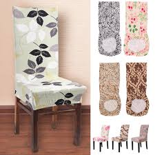 Formal Dining Room Chair Covers Striped Dining Chair Covers Roll Back Dining Chair Covers