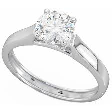 925 sterling silver engagement rings 925 silver cubic zirconia cz solitaire wedding engagement ring