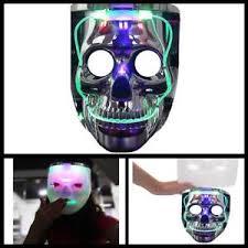 cool masks led costume light up mask party cool masks for