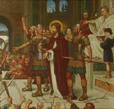 jesus christ condemned to death art uk