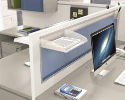 Desk Accessories For Office by Modular Desks With Various Accessories For Office Idfdesign