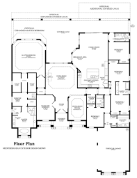 toll brothers floor plans toll brothers the santa susana floor