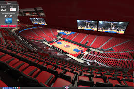 palace of auburn hills floor plan pistons offer virtual tour of little caesars arena will there be