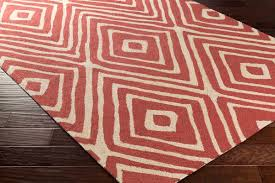 Terracotta Rugs Congo Collection By Artistic Weavers