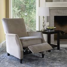 grey recliner chairs u0026 rocking recliners shop the best deals for