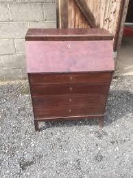 bureau ebay antique mahogany bureau ebay