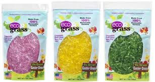 easter basket grass alternatives to plastic easter grass