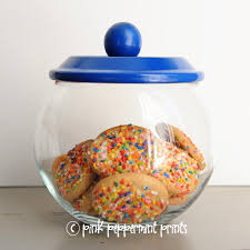 tutorial diy cookie jar for party decorations party favors or