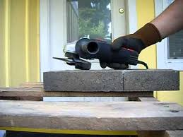 How To Cut Patio Pavers How To Cut Pavers For A Brand New Summer Patio