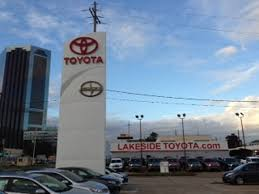 lakeside toyota used cars lakeside toyota toyota service center dealership ratings
