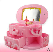 personalized girl jewelry box personalized ballerina musical jewelry box for egifts2u