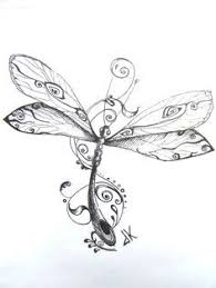 dragonfly drawings dragonfly tattoos designs free dragonfly clip